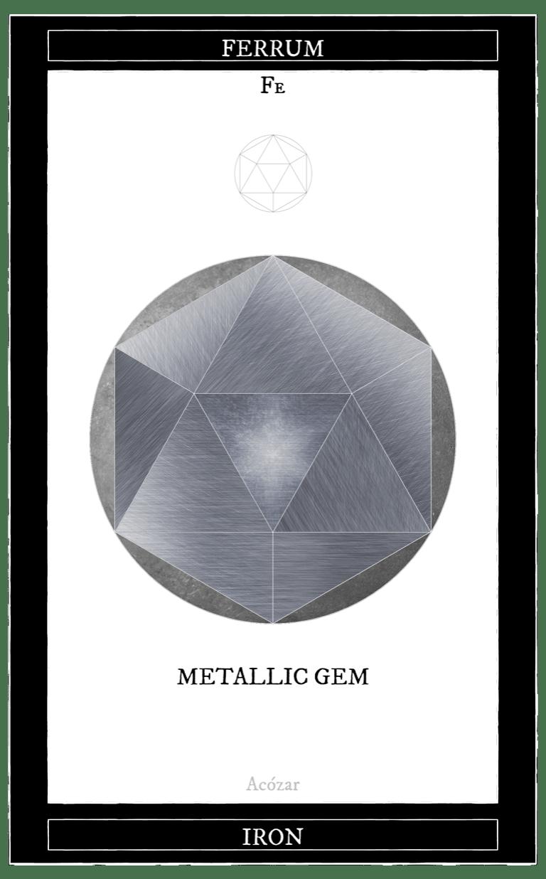 Ferro (12 gemmes)