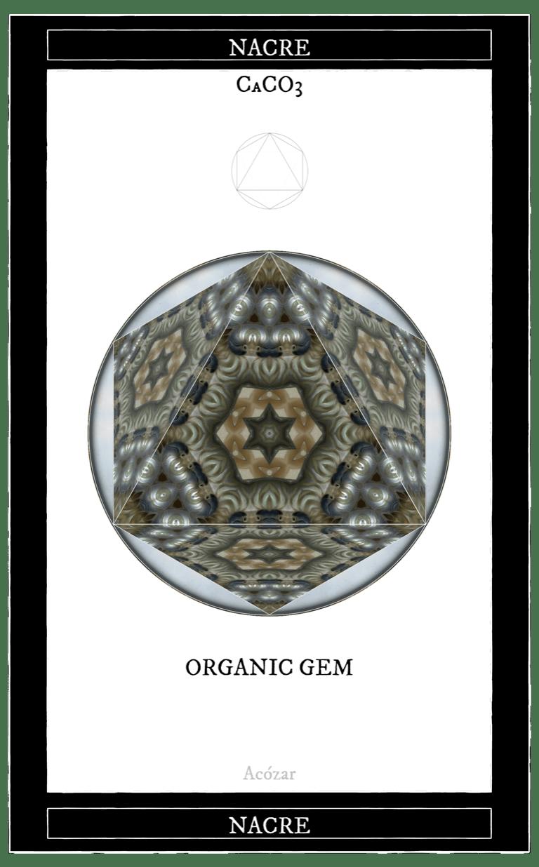 Nacre (12 gemmes)