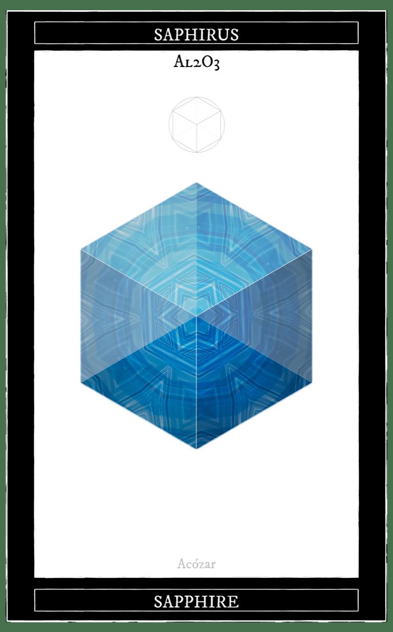 Safir (12 gemmes)