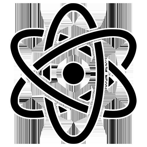 Atom (pure CSS)